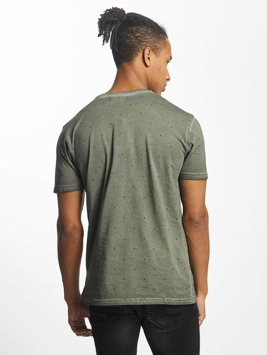 Paris Premium T-Shirty Logo khaki