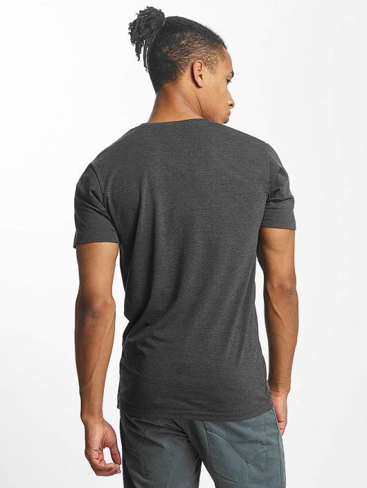 Paris Premium T-Shirty Basic szary