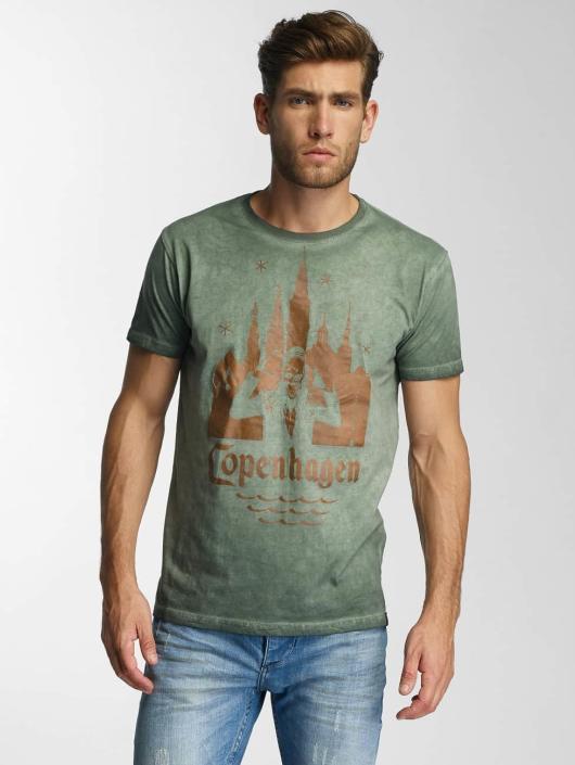 Paris Premium T-Shirty Copenhagen zielony
