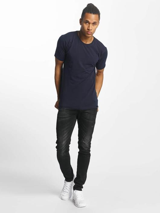 Paris Premium T-skjorter Farm House blå