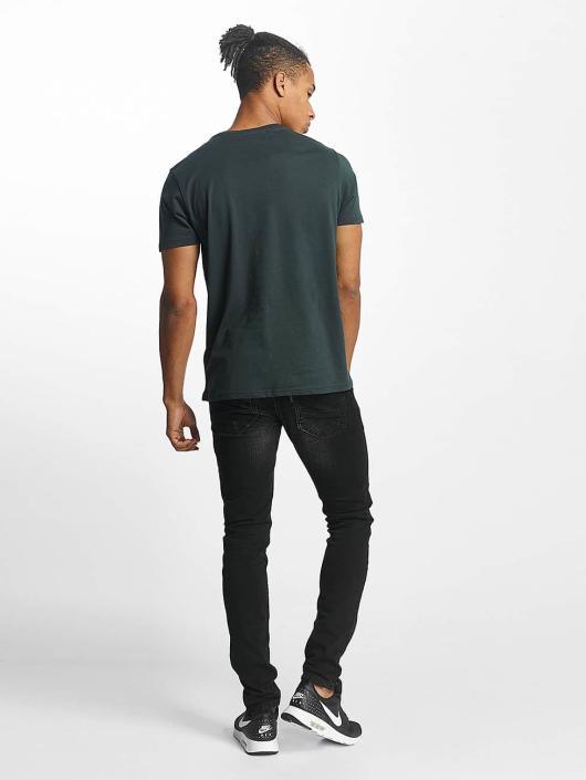 Paris Premium T-skjorter Old School grøn