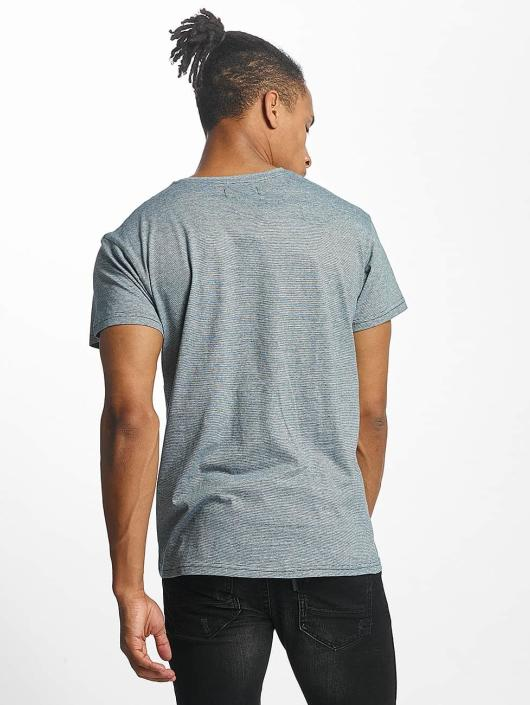 Paris Premium T-skjorter Stripe grøn