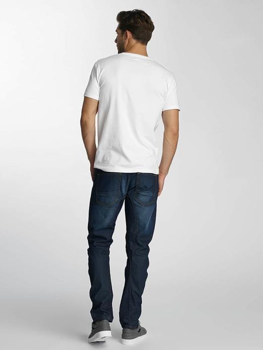 Paris Premium T-skjorter Farm House hvit