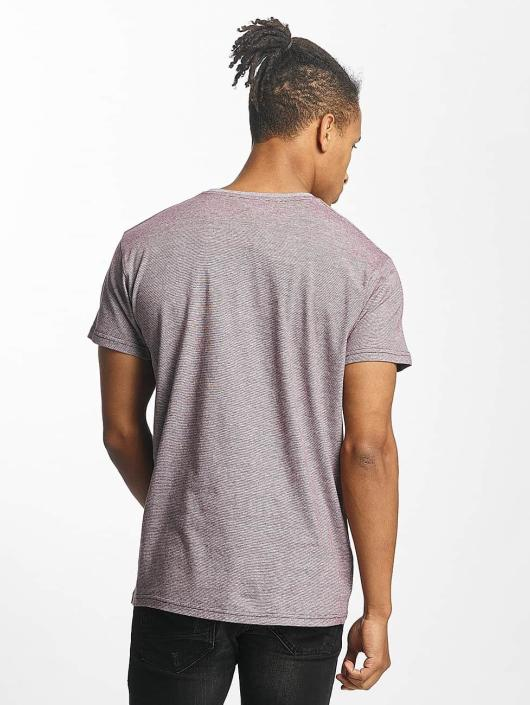 Paris Premium T-skjorter Stripe red