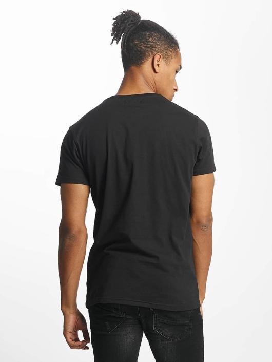 Paris Premium T-skjorter Attitude is everything svart