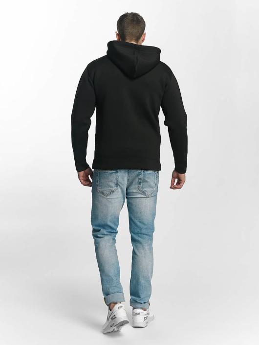 Paris Premium Übergangsjacke Neoprene schwarz