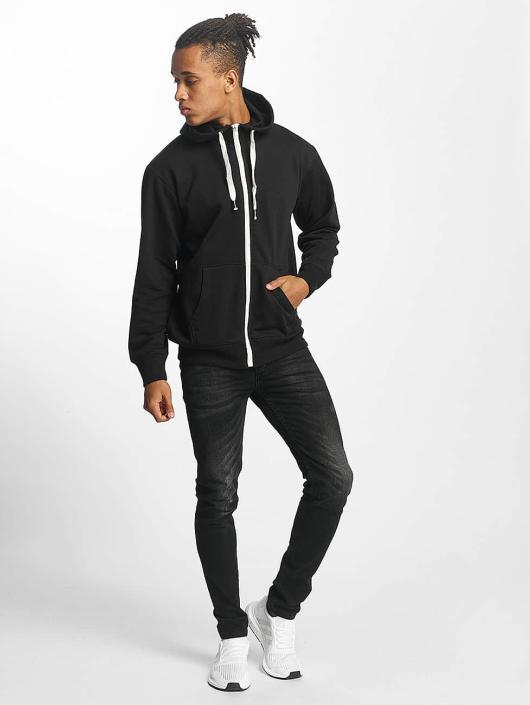 Paris Premium Zip Hoodie Basic black