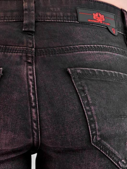 Pascucci Jean coupe droite B-Boro noir