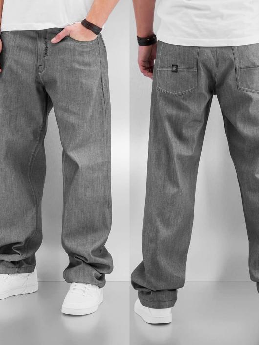 Pelle Pelle Baggy jeans Baxter grijs