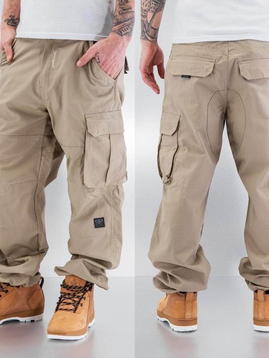 Pelle Pelle Cargohose Basic khaki