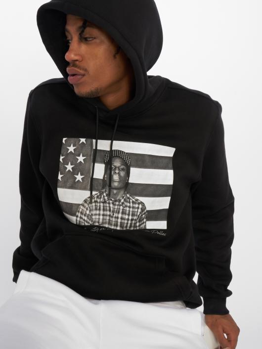 Pelle Pelle Hoodie A$ap Flag black