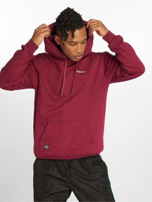 Pelle Pelle Hoodie Mini Signature red