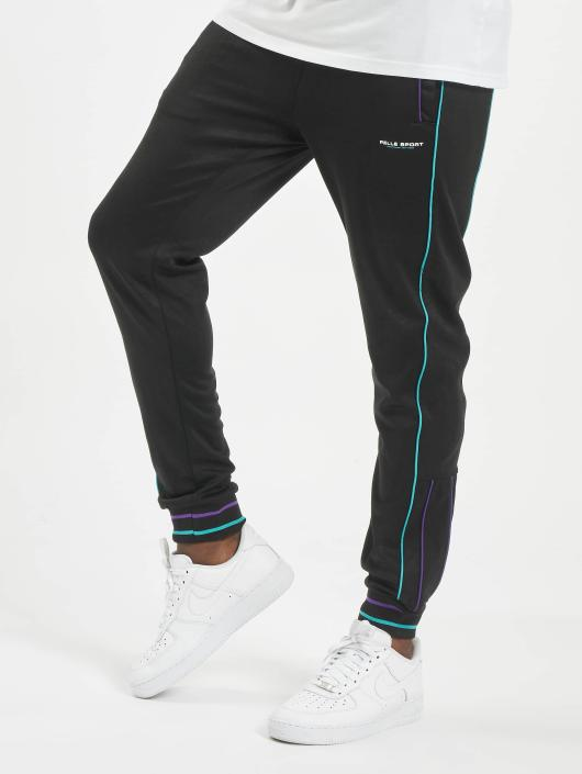 Pelle Pelle Joggingbukser Vintage Sports sort