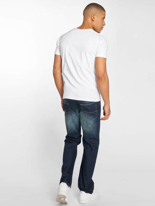 Pelle Pelle Løstsittende bukser Baxter blå