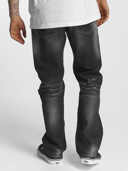 Pelle Pelle Loose Fit Jeans Baxter grau