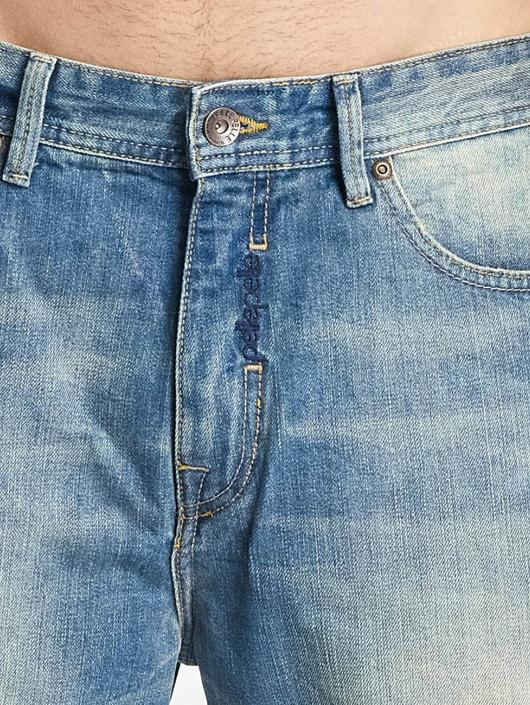 2f7170f57db Pelle Pelle broek   shorts Buster Baggy Denim in blauw 318682