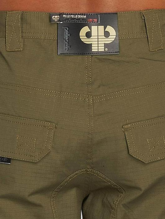 Pelle Pelle Shorts Basic grøn