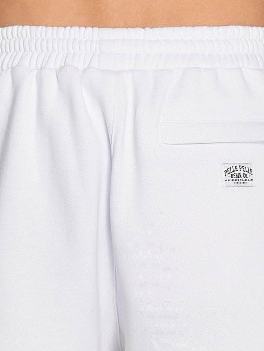 Pelle Pelle Shorts Corporate hvit