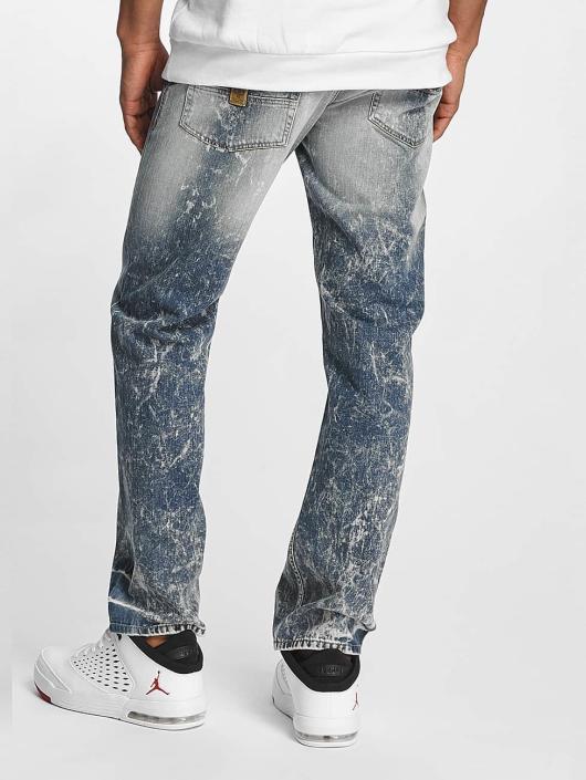 Pelle Pelle Straight fit jeans Baxter blauw