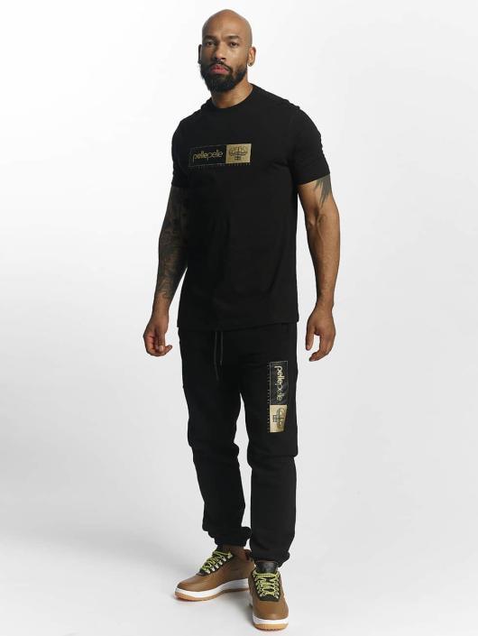 Pelle Pelle Sweat Pant Just The Logo black