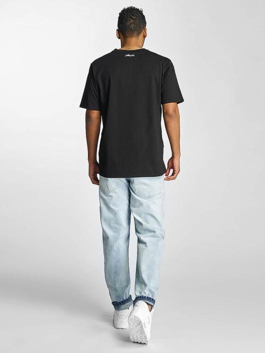 Pelle Pelle T-paidat Sayagata Icon musta