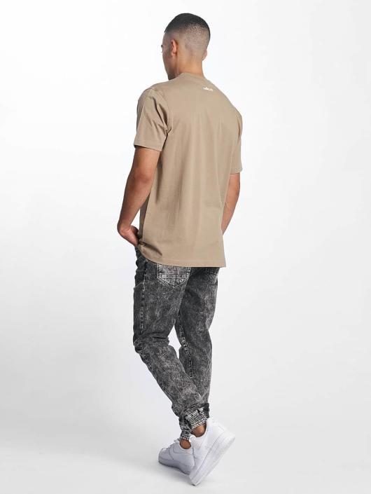 Pelle Pelle t-shirt Back 2 Basics bruin