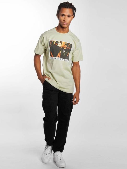 Pelle Pelle T-Shirt Notorious Thugs grün