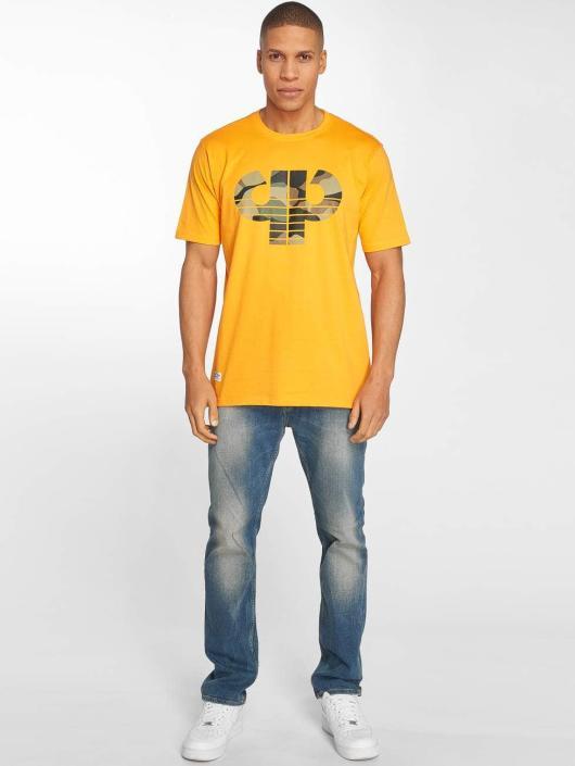Pelle Pelle T-Shirt Camo Icon orange
