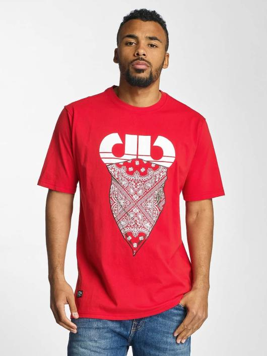 Pelle Pelle T-Shirt Stick Up Icon red