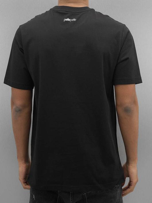 Pelle Pelle T-Shirt All Eyez On Me schwarz
