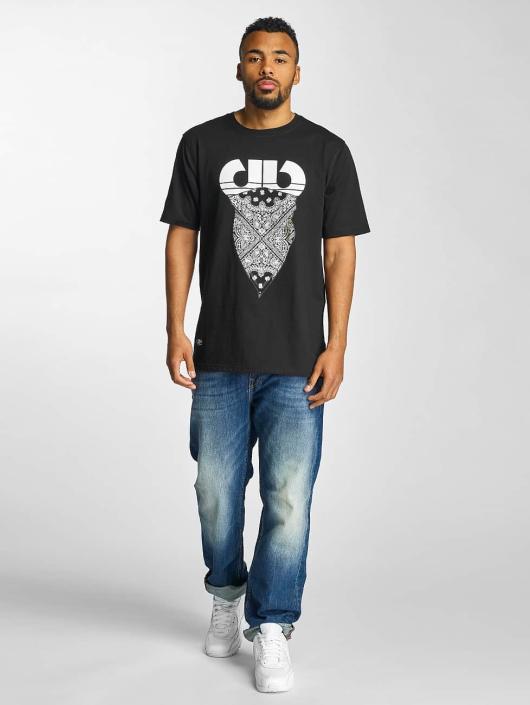 Pelle Pelle T-Shirt Stick Up Icon schwarz