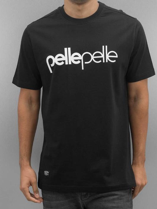 Pelle Pelle T-Shirt Back 2 Basics schwarz