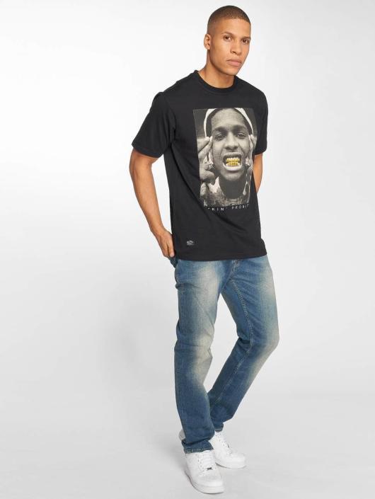 Pelle Pelle T-Shirt F**kin Problem schwarz