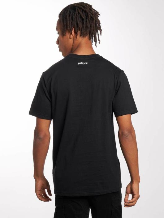 Pelle Pelle T-Shirt 4 In A Row schwarz