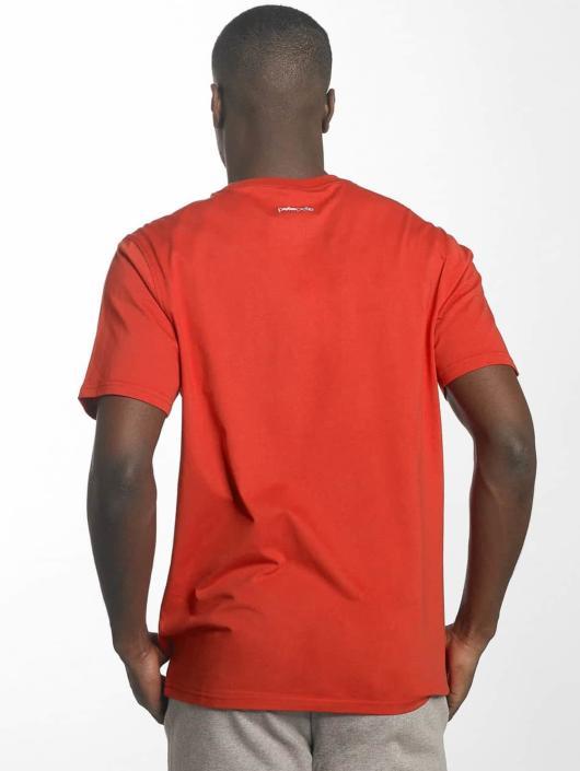 Pelle Pelle T-Shirty Back 2 Basics czerwony