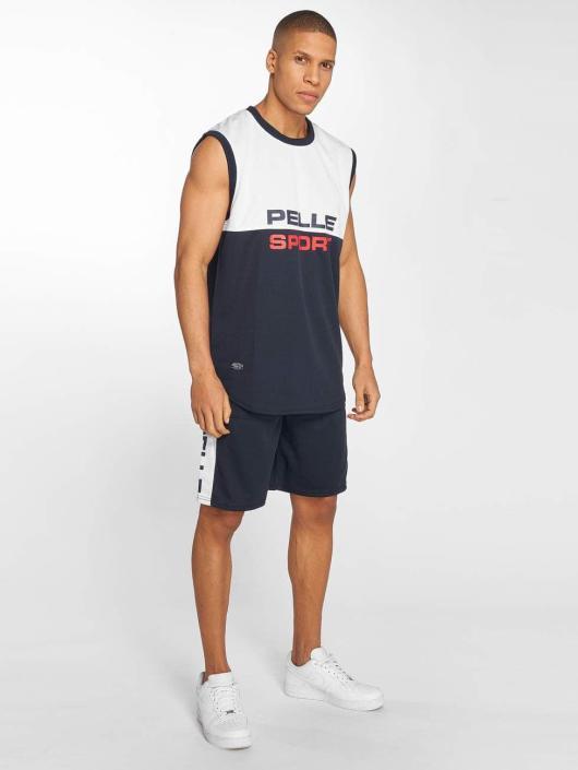 Pelle Pelle T-skjorter Vintage Sports blå