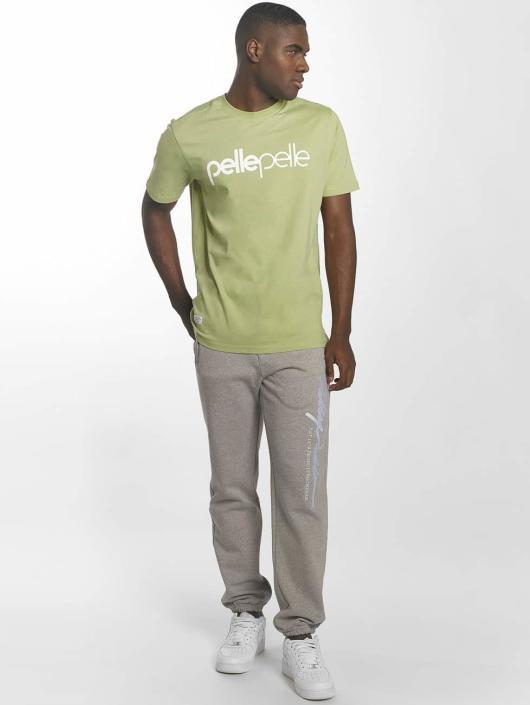 Pelle Pelle T-skjorter Back 2 Basics grøn