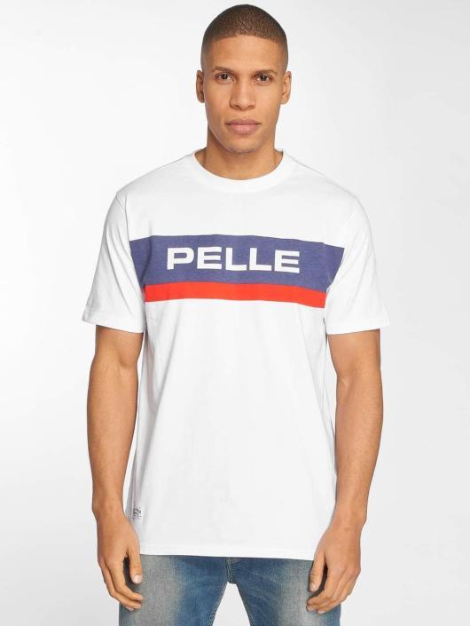 Pelle Pelle T-skjorter All The Way Up hvit