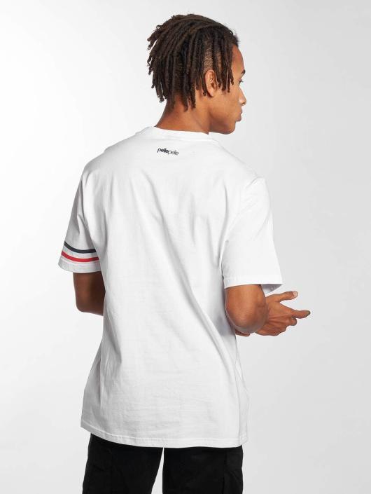 Pelle Pelle T-skjorter No Competition hvit