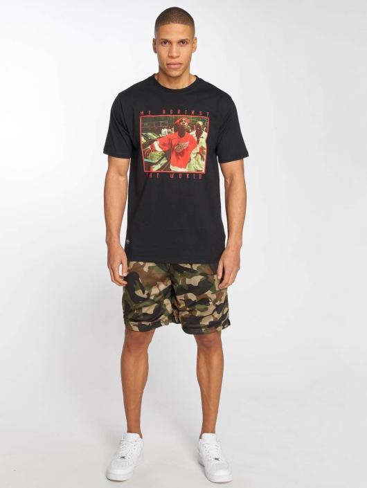 Pelle Pelle T-skjorter Rebel svart
