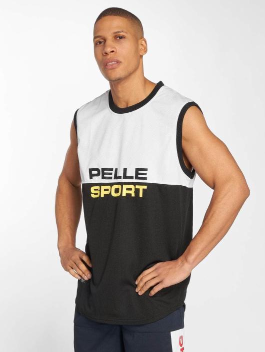 Pelle Pelle T-skjorter Vintage Sports svart