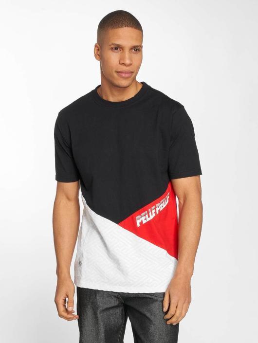Pelle Pelle T-skjorter Sayagata Pointer svart