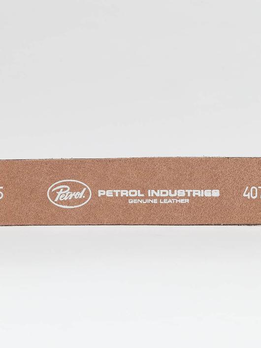 Petrol Industries Ceinture Special Edition brun