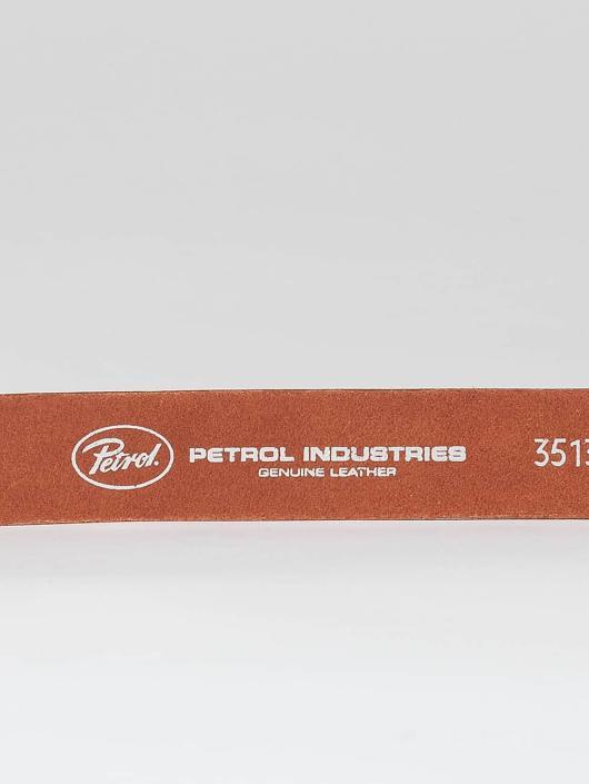Petrol Industries Gürtel Special Edition rot