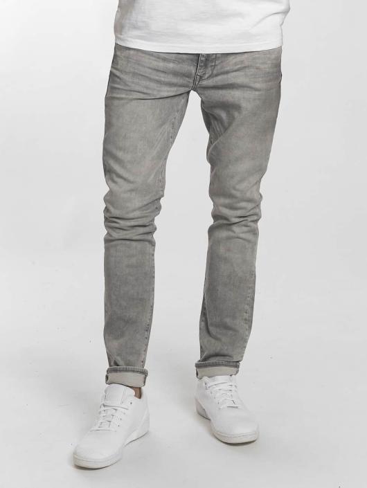 Petrol Industries Jeans ajustado Jackson gris