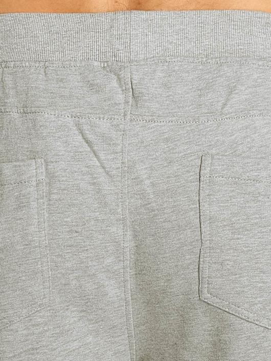 Petrol Industries Pantalón cortos Sweat gris