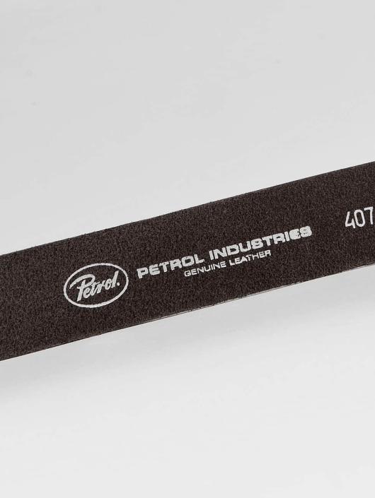 Petrol Industries riem Special Edition bruin
