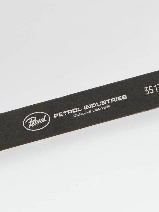 Petrol Industries riem Special Edition zwart