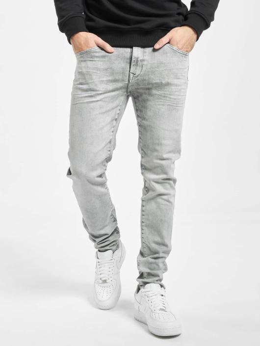 Petrol Industries Slim Fit Jeans Seaham grau
