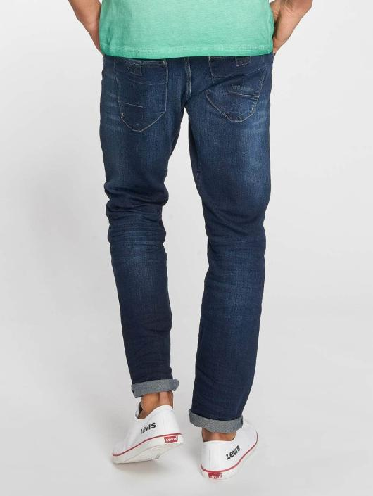 Petrol Industries Straight Fit Jeans Mechanic blau
